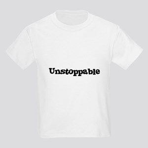 Unstoppable Kids T-Shirt