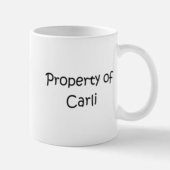 Carli Mug