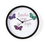 Butterfly Basic Clocks