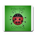 IC Ladybug Mousepad