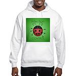 IC Ladybug Hooded Sweatshirt