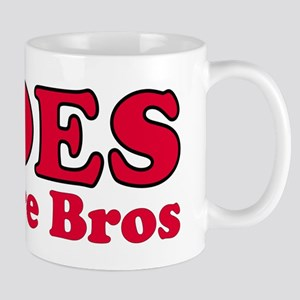 Hoes Before Bros Mug