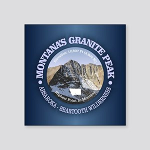 Granite Peak Sticker