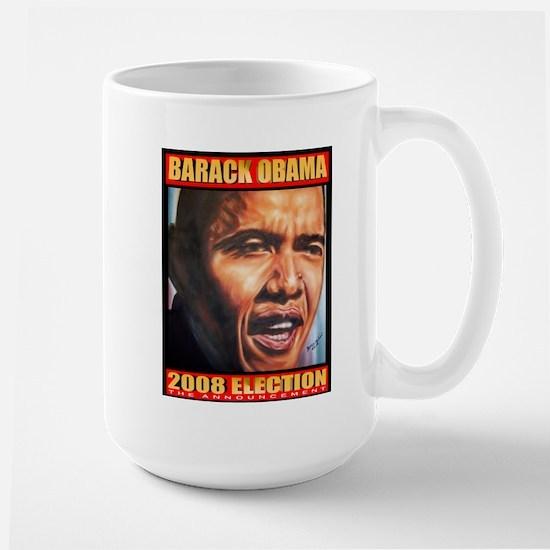 Barack Obama's Souvenir Large Mug