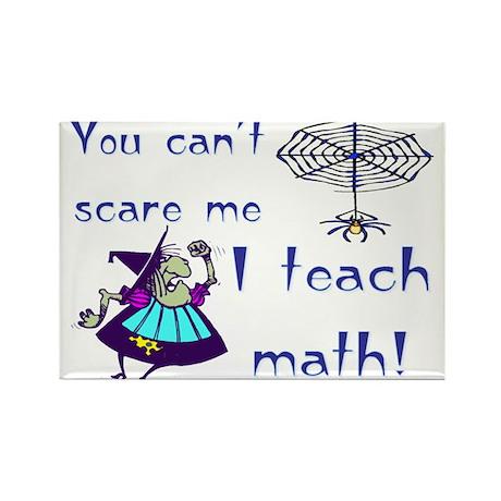 I teach math Rectangle Magnet (10 pack)