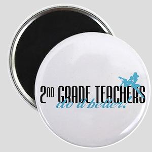 2nd Grade Teachers Do It Better! Magnet