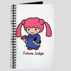 Future Judge - girl Journal