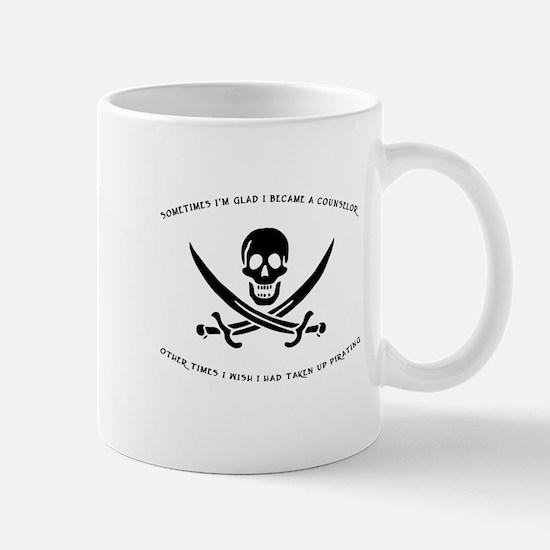 Pirating Counselor Mug