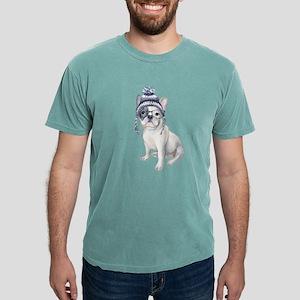 Frenchie French Bulldog Toque Beanie black T-Shirt