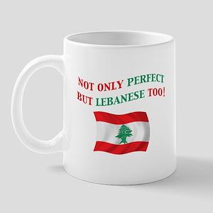 Perfect Lebanese 2 Mug