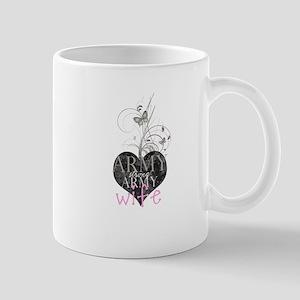 Army strong, Army wife (p) Mug