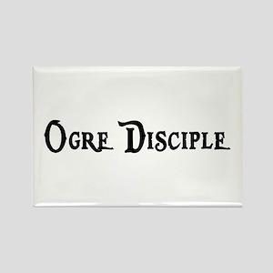 Ogre Disciple Rectangle Magnet
