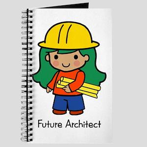 Future Architect - girl Journal