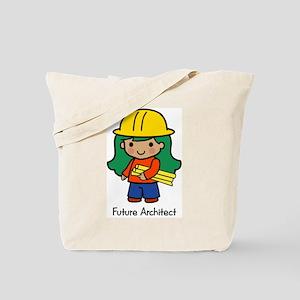 Future Architect - girl Tote Bag