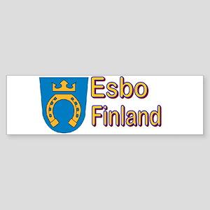 Esbo Bumper Sticker