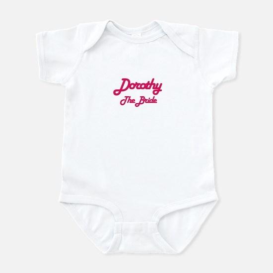 Dorothy - The Bride Infant Bodysuit