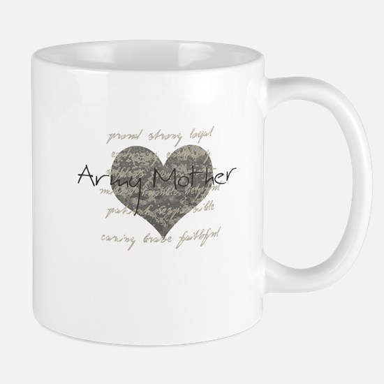Army Mother Mug