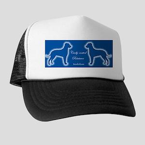 Curly Trucker Hat