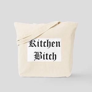 Kitchen Bitch Tote Bag