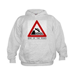 Cliff - End of the Road Hoodie