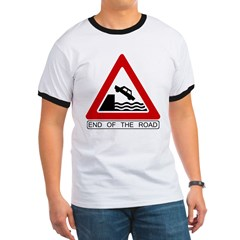 Cliff - End of the Road Ringer T
