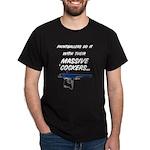 Cocker Black T-Shirt