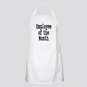 """Employee of the Month"" BBQ Apron"