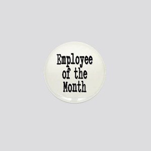 """""""Employee of the Month"""" Mini Button"""