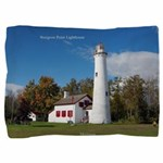 Sturgeon Point Lighthouse Pillow Sham