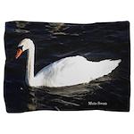 Mute Swan Pillow Sham