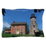 Charlotte Genesee Lighthouse Pillow Case