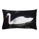Mute Swan Pillow Case