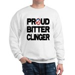 Proud Bitter Clinger Sweatshirt
