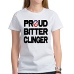 Proud Bitter Clinger Women's T-Shirt