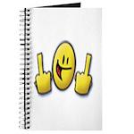 Smiley Fingers Journal