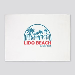 New York - Lido Beach 5'x7'Area Rug
