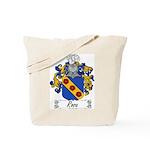 Rosa Family Crest Tote Bag