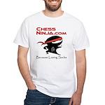 ChessNinja.com logo T-Shirt