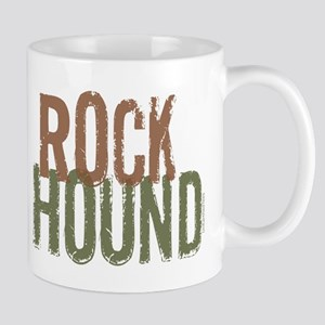 Rock Hound (Distressed) Mug