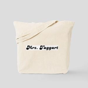 Mrs. Taggart Tote Bag
