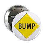 Yellow Bump Sign - Button