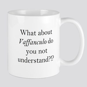 Vaffanculo Mugs