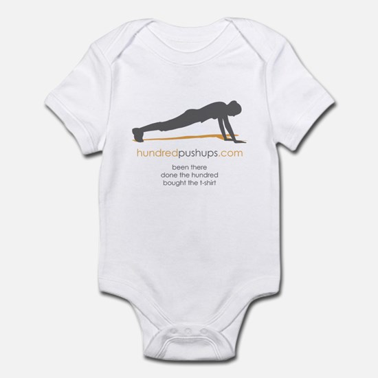 Been there... Infant Bodysuit
