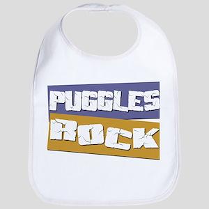 Puggles ROCK Bib