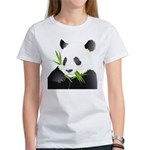 Panda Bear Women's T-Shirt