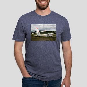 Glider sail plane, Scotland T-Shirt