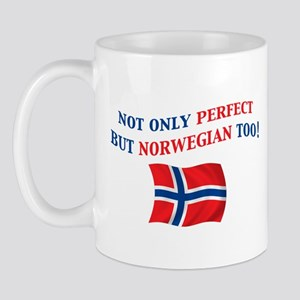 Perfect Norwegian 2 Mug
