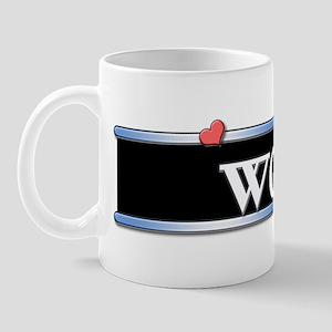 Woof Mug
