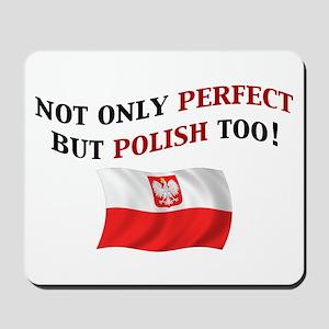 Perfect Polish 2 Mousepad