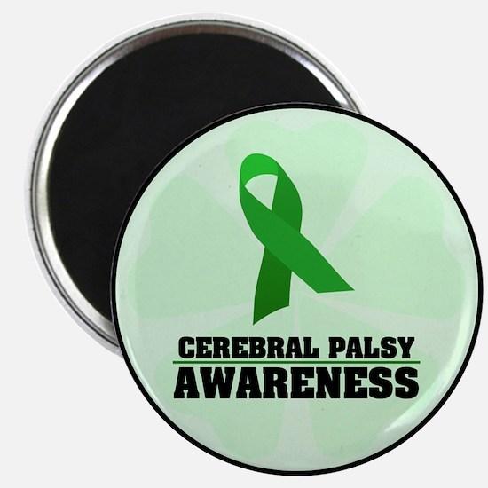 CP Awareness Magnet
